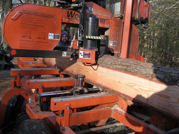 New York State lumber
