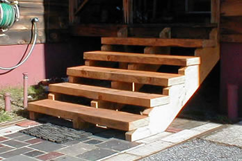 Lumber for construction projects