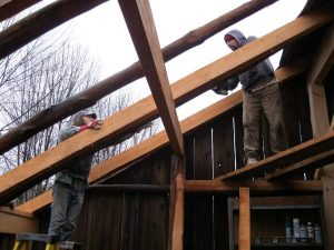 Timber Framing in Ulster County, NY
